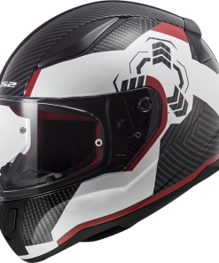 Rapid Ghost White Black Red