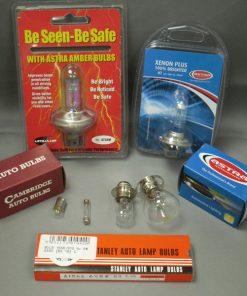 Bulbs 207 12v 5W BA15S 18.5mm [BX 10]