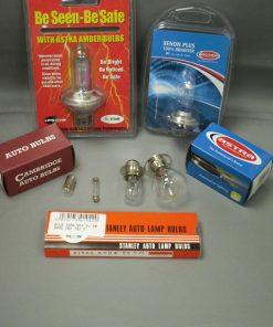 Bulbs 244-8/T4115 TRIFA 6v 8W BA15S 18.5mm [BX 10]