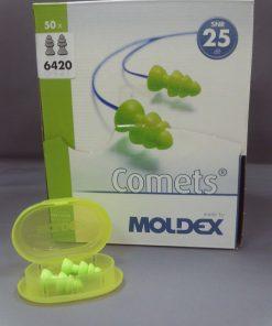 Moldex Comets Earplugs Pocket Pack [50 Pairs]