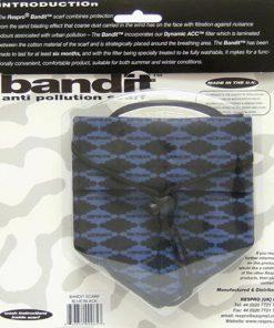 Respro  Bandit Scarf - Diamond Blue