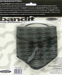 Respro  Bandit Scarf - Diamond Grey