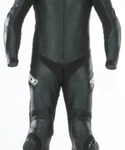 Spada Leather Suit 1 piece Predator Black