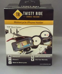 Twisty Ride iPhone 5/5S/5C Motorcycle-Universal Mount