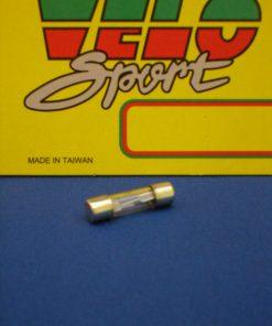 Velo Sport Fuse Glass 15 AMP Short 25mm PK-10 [FUS028]