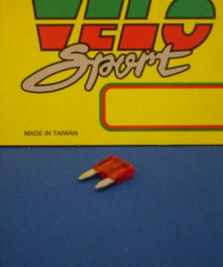 Velo Sport Fuse Mini Blade 10AMP Red PK-10 [FUS047]