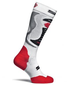 Sidi Socks Faenza White/Red/Black