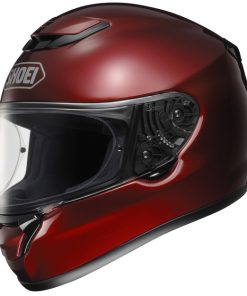 Shoei Qwest Plain Wine Red Special Order