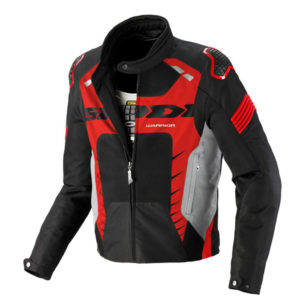 Spidi IT Warrior Net Jacket Black/Red-Special Order