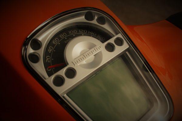 Lambretta V200 Special Dash