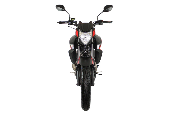 Zontes Scorpion Front Vew Red