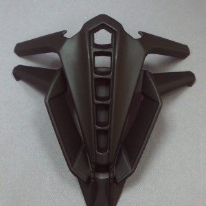 Airoh Aviator Twist Chin Guard Vent Black [15PRN090]