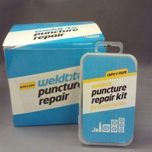 Bridgeport/Cure.C.Cure Puncture Repair Outfit [Bx 10] 01004