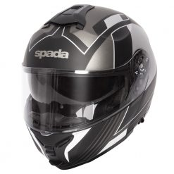 Spada Helmet Orion Whip Matt Black/Silver