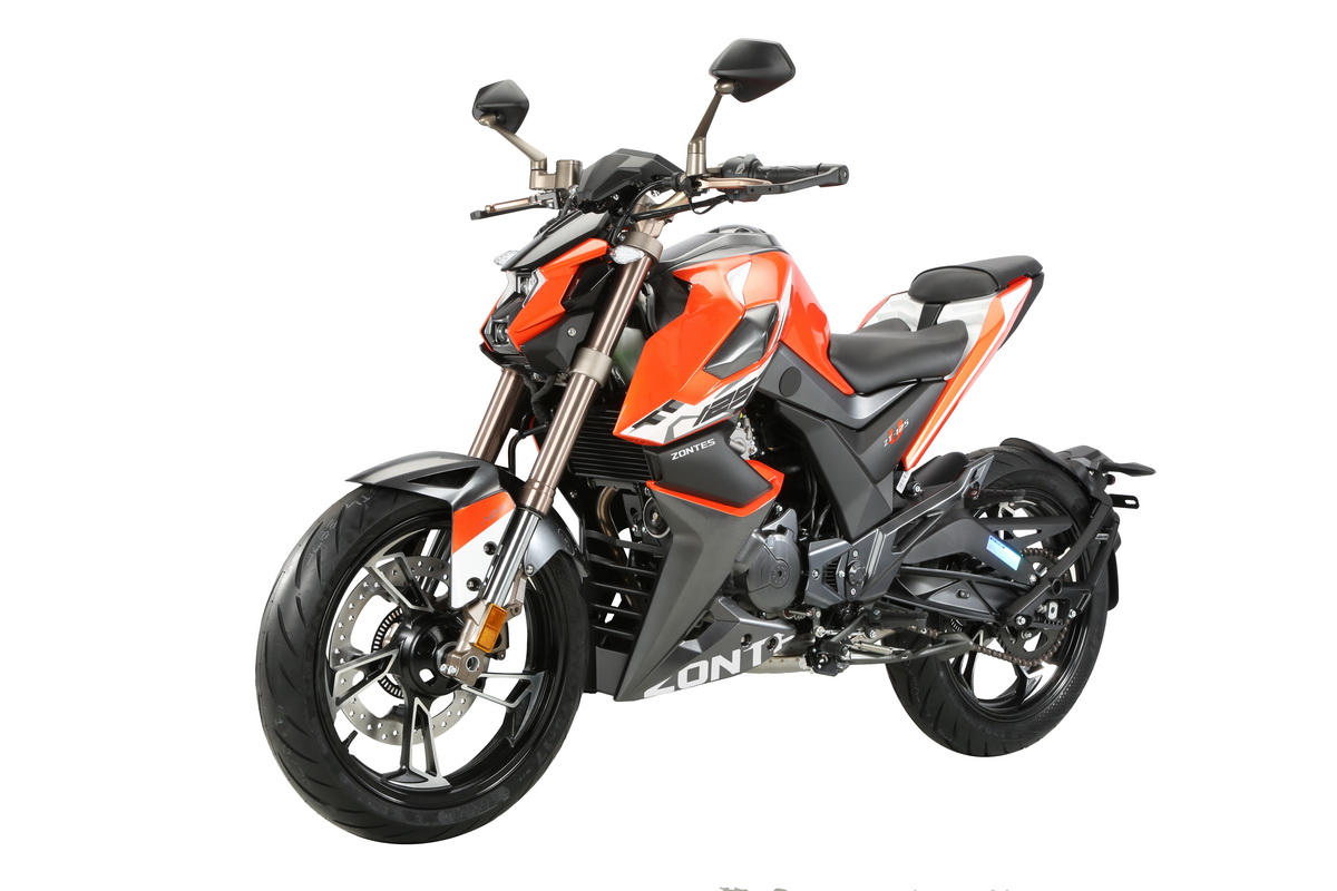 New Zontes ZT 125 U ZT125-U 2020 (20) Motorcycle For Sale in Chatham, 6642846