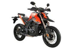 Zontes ZT125-U1 - Orange 2
