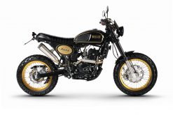 Bullit Hero 250 Black Gold